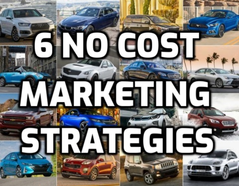 6 No Cost Marketing