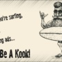 Don't Be A Kook